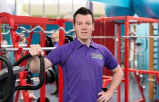 Jimmy Bodt, algemeen fysiotherapeut