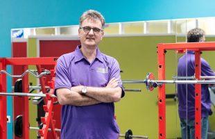 Huub Hartman, praktijkhouder, fysio-, manueeltherapeut