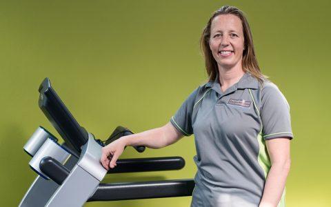 Paula van Splunter MSc, sportfysiotherapeut