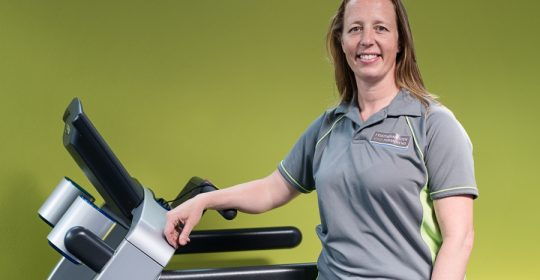 Paula van Splunter MSc, sportfysiotherapeut, BIG-nummer 19066029304