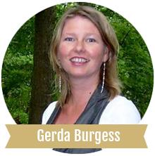 Ergotherapeut Gerda Burgess
